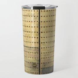 Golden Door Travel Mug