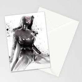Fetish painting Stationery Cards