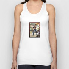 Tallahasee Baseball Card Unisex Tank Top