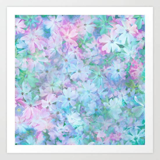 Spring is in the Air 4 Art Print