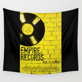 Empire Records Wall Tapestry