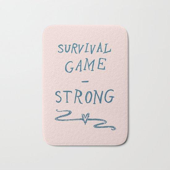 Survival - Strong Bath Mat