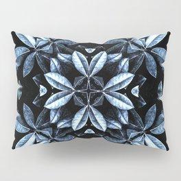 METALLIC LEAVES MANDALA Pillow Sham