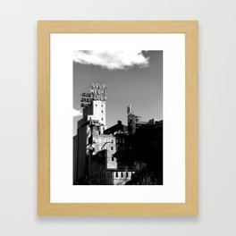 Gold Medal Flour, Minneapolis Framed Art Print