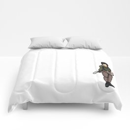 Save the chicken - Counter Strike Comforters