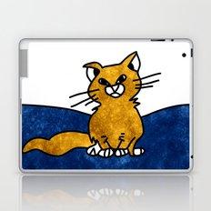 Grumpy Cat - Sketch to Digital Laptop & iPad Skin