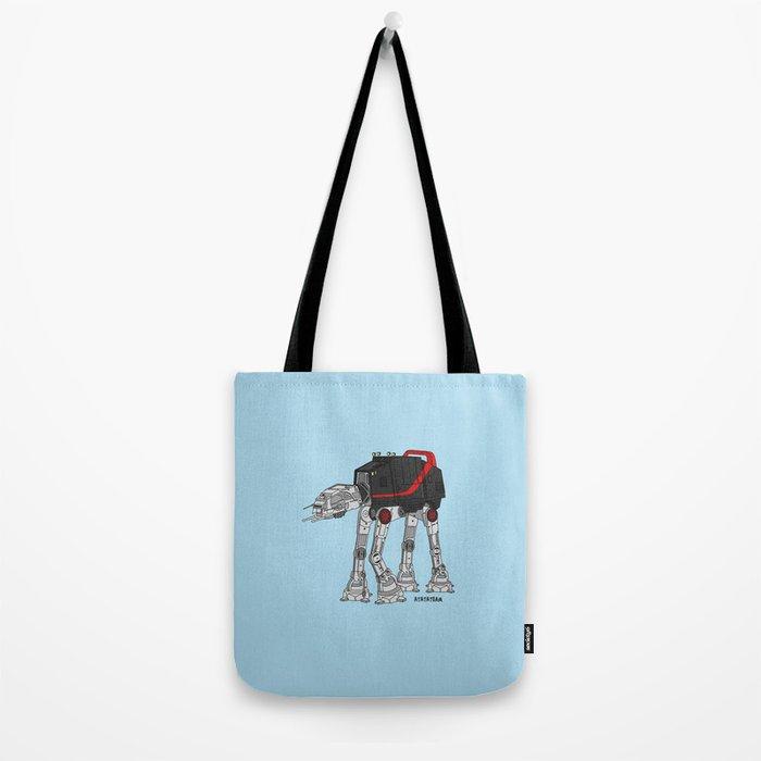 ATATATEAM Tote Bag