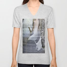 To Hope - An Abstract Theory Unisex V-Neck