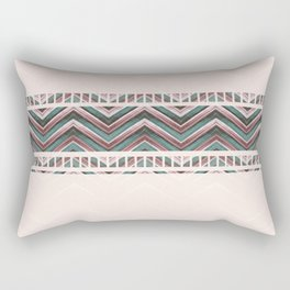 The Swiss Alps. Rectangular Pillow