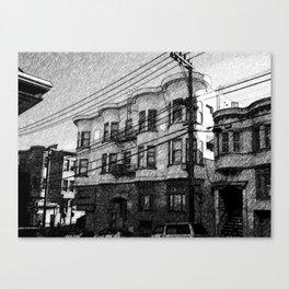 City Block Canvas Print