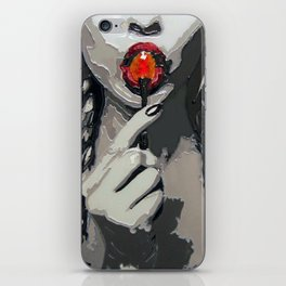 Eat me iPhone Skin