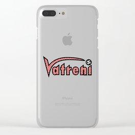 Croatia Vatreni (The Blazers) ~Group D~ Clear iPhone Case