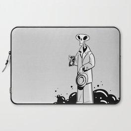 Deadtective Mori Laptop Sleeve