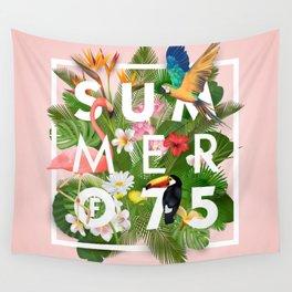SUMMER of 75 Wall Tapestry