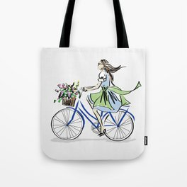 SUMMER IN THE CITY! Tote Bag