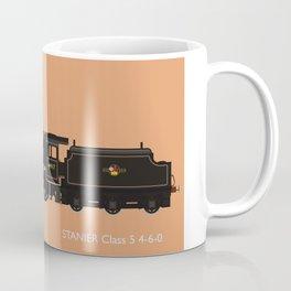 Stanier Black 5 4-6-0 Coffee Mug