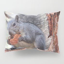 Squirrel Snack Pillow Sham