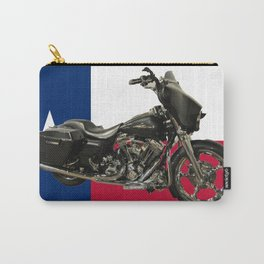Lone Star Biker Carry-All Pouch