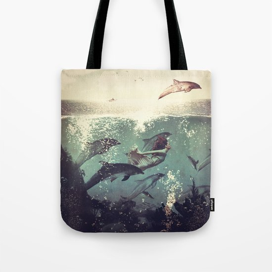 My favourite morning race Tote Bag