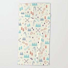 Jan Beach Towel