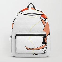 Hula Hoop Dancer Backpack