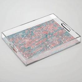 Circuitry Details 2 Acrylic Tray
