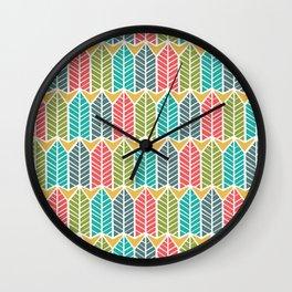 Arboretum Wall Clock