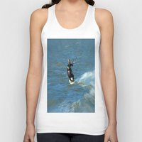 surfer Tank Tops featuring Surfer by Laake-Photos