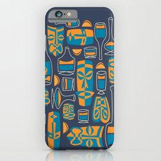 Tiki/Cocktail Pattern iPhone 6s Slim Case