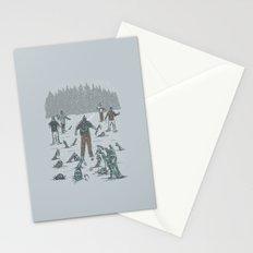 Frozen Tundra Stationery Cards