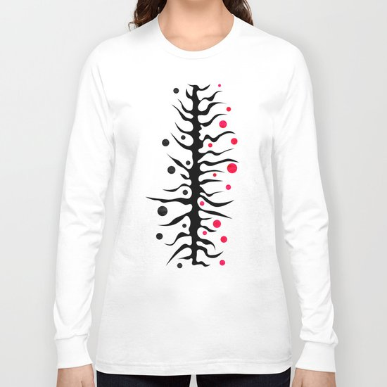 SPACE ROOT Long Sleeve T-shirt