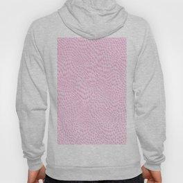 Vector pastel pink modern girly hipster animal print Hoody