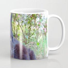 Luna, the black queen Coffee Mug