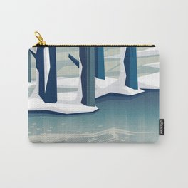 Spring was coming Carry-All Pouch