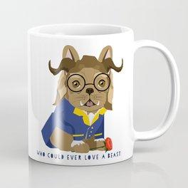 French Baconator Riley the Beast Coffee Mug