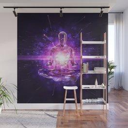 Energy Healing Wall Mural