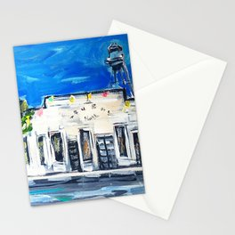 Gruene Hall Colored Lights Stationery Cards