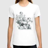 history T-shirts featuring Natural History by Jonathan P