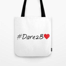 #Dare2BLove Tote Bag