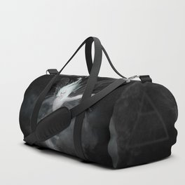 Air Witch - Elements Collection Art Print Duffle Bag
