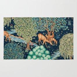 """William Morris """"The Brook"""" Rug"""