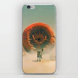Encounter #1 iPhone Skin