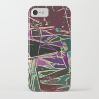 batik iPhone & iPod Cases featuring Batik Cave by Glanoramay