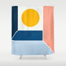 Perfect View Shower Curtain