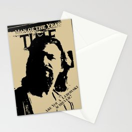 Are You a Lebowski Achiever? Stationery Cards