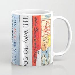 Cookbooks Coffee Mug