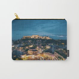Athens Greece at Dusk Carry-All Pouch