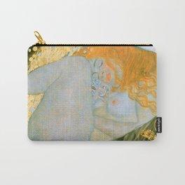 """Gustav Klimt """"Danaë"""" Carry-All Pouch"""