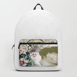VINTAGE Pop Art Backpack