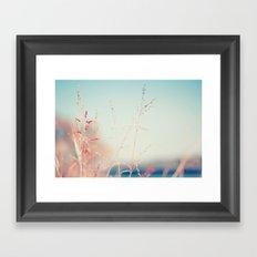 Warm Breeze Framed Art Print